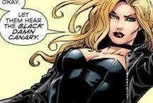 Black Canary: Comics