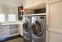 Laundry Rooms/Mudroom / Laundry rooms and mudroom that I love