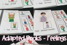 Adapted Books for Special Education / My favorite adapted books for special education / autism classrooms and speech therapy.