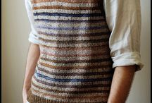 Knits for Guys / Knitting / by Jill