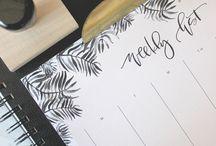 DIY | bullet journal