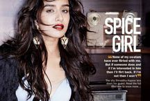 Shraddha Kapoor / The Beautiful Flower in Indian Actress