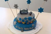 Star Wars Torte / Torte