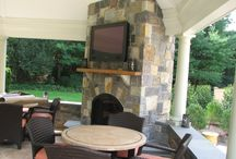 Masonry Fireplaces & Chimneys