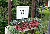 House Number Signs / House numbers Signs