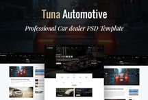 Web Design, Mobile App, UI/UX PSD Templates / Collection of clean, cool, and modern website design for business, retail, ecommerce, blog, professional, corporate, and creatives. Available on PSD files.