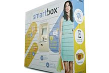 #Smartbox / Smartbox is a fresh & innovative new way to simplify online shopping. We are India's first integrated network of automated parcel delivery terminals – a true symbol of technology bringing convenience to online shoppers