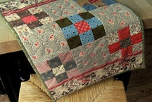 Quilts I Love- small & doll size / by Danice Gentle