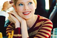 Michelle Williams / by Mary Huntsberry