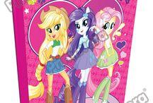 Cuadernos My Little Pony / Línea Escolar Primavera Regresa a Clases con TODO