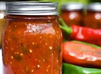 Salsa Time! / Transform your tomatoes into delicious salsas! Check out our wide range of delicious salsa recipes!
