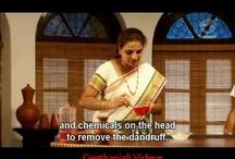 Ayurvedic Home Remedies - Cure For Dandruff