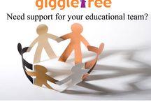 Giggletree Marketing - Flourish / Marketing and promo materials
