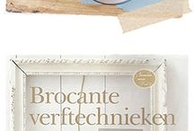 BROCANTE AND DIY HOMEMAKING
