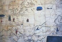 Maps / by India Hicks