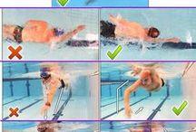 Life -> Swimming