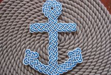 *{Anchors and Nautical!}*