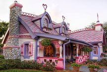 Little Pink Houses for You and Me / PINK PINK PINK / by Sara