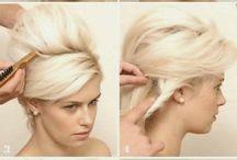 Hair Styles / by Brittany Ann