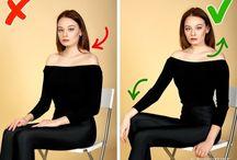 Portrait positions