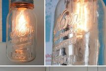 DIY Illuminations  / Do it yourself projects for your home.