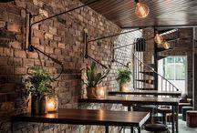 Bar or cafe