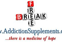 Health and Wellness / Formulated supplements for nutritional support in addiction recovery, detoxification, mood regulation, focus improvement, and general health and wellness.