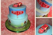 Cakes / All sorts of different cake I've made.