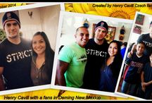 Gorgeous Henry Cavill / Henry Cavill Superman in Deming New Mexico ! December 2014