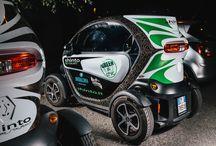 Shinto sushi Ecodelivery / L'eco-Delivery consiste nella consegna dei prodotti Shinto con car elettrica così da ridurre le emissioni inquinanti!