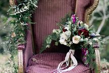 Romantic / Old Town / Classic Wedding Inspirations