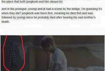 BTS Theories