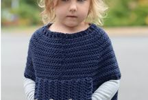 Children- Poncho/ jumpers