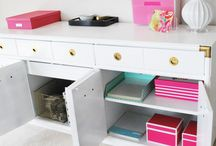 DIYS/Decor/organization