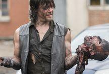 • The Walking Dead •