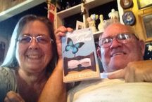 Readers with Changing Lives by Tracy Kincaid / This is a fun way to say thank you to my readers who took a picture with my book! I love you guys!