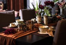 Borddekking / Bli inspirert av våre lekre bord, dekket til fest eller hverdag