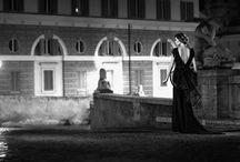 """fotoshooting """"a night in rome"""" / Fashion Designer - Ivan DONEV Photographer/Retoucher - Dino Fattorini Model - Alane Souza Stylist - Danizza Della Vecchia Mua/HS - Valentina Arcilesi Assistant - Raffaele Piano"""