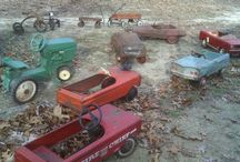 "American ""Toy Pedal Car"" Restoration / Pedal Car Toys Automobile Child  / by Car Collecting"