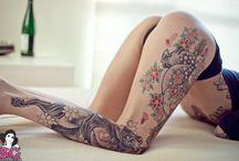 Inked bodies