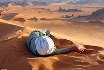 Algeria / Parco Nazionale Tassili n'Ajjer: Accompagnati da guide tuareg, conoscerete la vita nel deserto, lo spirito del nomadismo, le tradizioni, la preparazione del cibo nei bivacchi, la cerimonia del té, la musica attorno al falò.