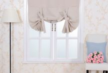 Luxury Interior Design Window Swag Valance Curtains / Window decoration is an important part of your luxury room. Interior design with valance Curtains can add top style, elegance, royal glamour or a modern touch feeling for your new homes. http://www.pluscurtains.com/product/luxury-interior-design-window-swag-valance-curtains