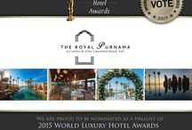 Luxury Hotel Awards