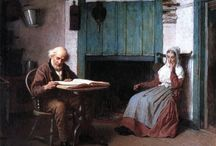 Eastman Johnson / by Thomas Jay Kemp