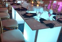 Unique Event Dining Decor / From centerpieces to dining room layout, events reflect a style and look you are going for. With event rentals from Modern Event Rental, we can help you achieve the memorable event look you are want.