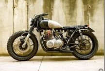 Motorcycle Enthusiast / Motor Cycle Custom