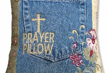 pray pillow
