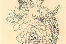 Koi&lotus