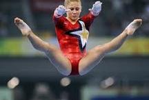 gymnastics♥ / my life.  / by Crystal Hanson