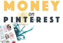 Making money on Pinterest